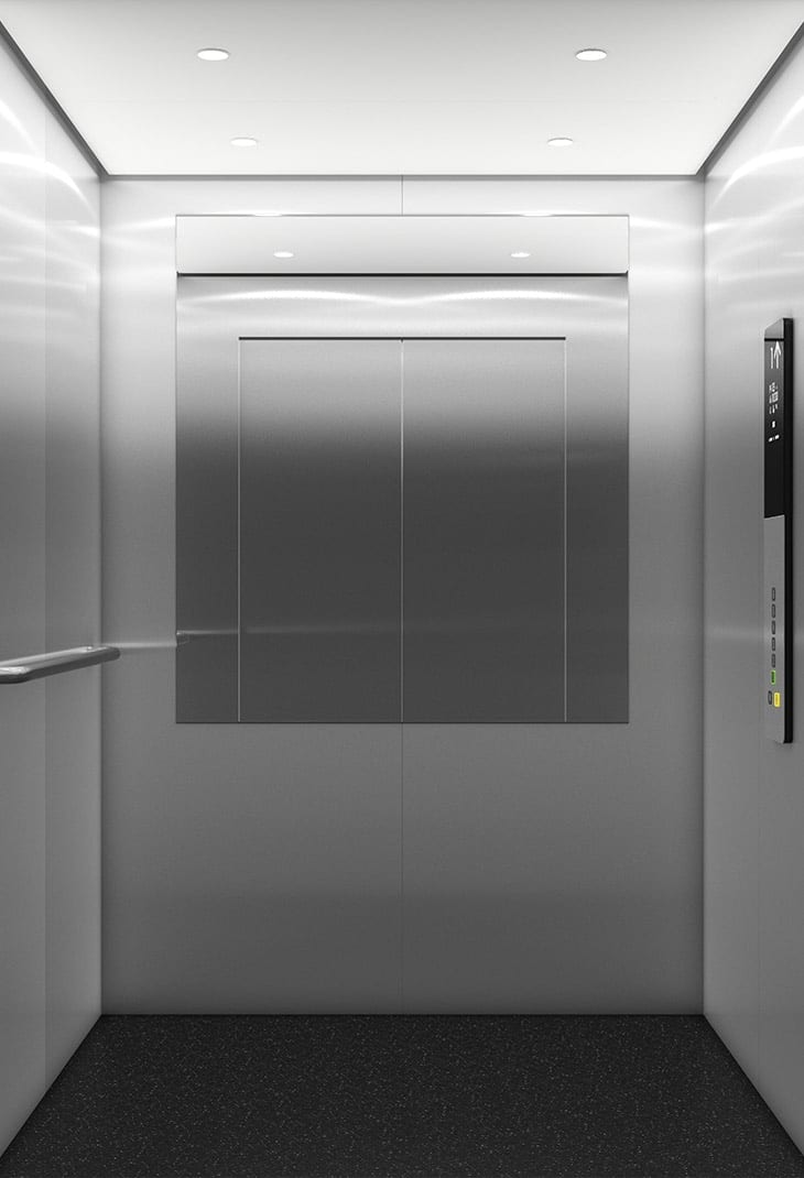 img_KONE Monospace 300 DX - brushed steel front_730x1070